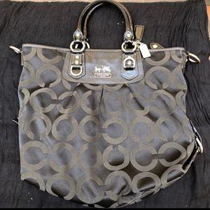 Coach Madison Julianne Black Tote Bag for Sale in Lake Havasu City, AZ