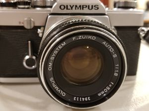 Olympus OM-1 Film Camera for Sale in San Jose, CA
