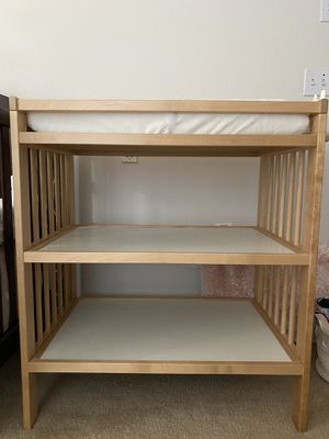 Changing table for Sale in Vancouver, WA