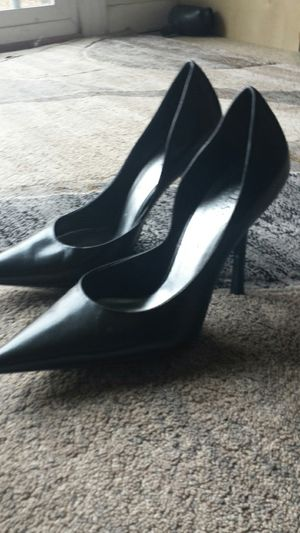 Leather Guess Heels by Mark Ciano ( for Sale in Fairfax, VA