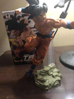 Dragonball Z Goku tag fighters for Sale in Austin, TX