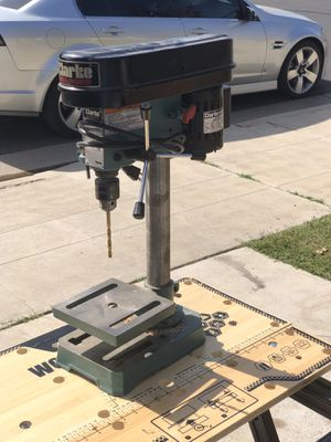Drill press and table for Sale in Clovis, CA