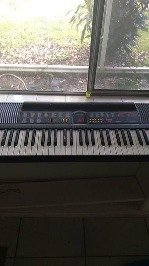 Casio Keyboard for Sale in Sarasota, FL