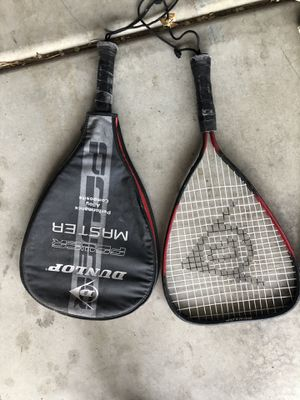 Matching pair of tennis racket for Sale in Lehi, UT