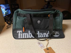Timberland Duffle Bag (Brand New!) for Sale in Louisville, KY