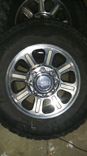Rims and tires for Sale in Bakersfield, CA