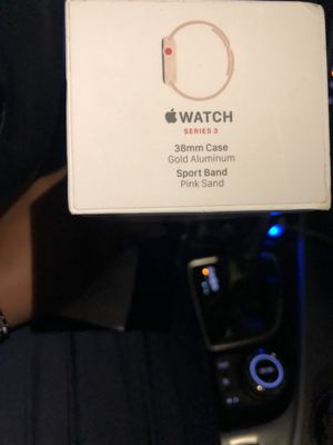 Series 3 Apple Watch for Sale in Coppell, TX