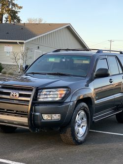 2004 Toyota 4Runner Sr5 for Sale in Tacoma,  WA