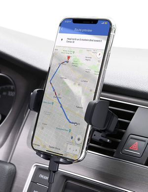 AK002 AUKEY Car Phone Mount with iPhone 11/11 Pro/Xs/XS Max / 8/7 / 6, Google Pixel 3 XL, Samsung Galaxy S9+, and Other for Sale in San Francisco, CA