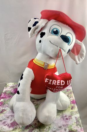 "Paw Patrol ""Marshall"" Plushy for Sale in Woodbridge, VA"