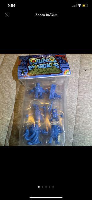 run-a-mucks series 1 figures for Sale in Sacramento, CA