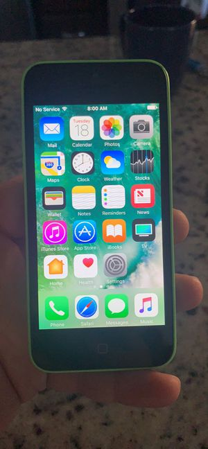iPhone 5c unlocked for Sale in West Valley City, UT
