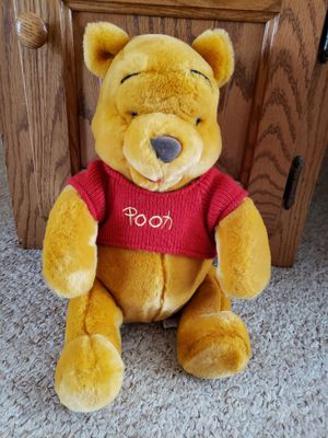 Classic pooh from Disney world for Sale in Garden City, MI