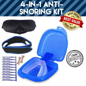 Brand new anti snoring kit 4 in 1 for Sale in Fairfax, VA
