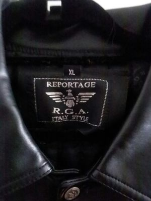 New XL leather jacket for Sale in Gaithersburg, MD