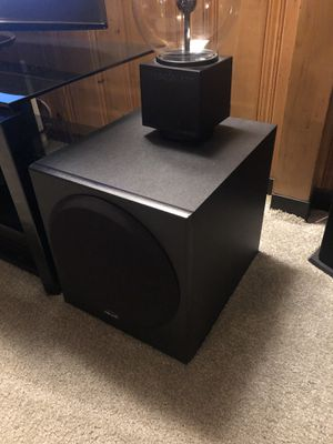 Polk Audio PSW350 subwoofer for Sale in Parma, OH