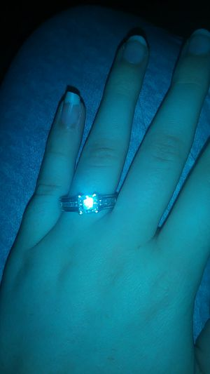 Engagement ring/wedding ring for Sale in Wahneta, FL