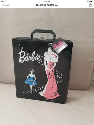 Barbie vintage case brand new $30 will negotiate. for Sale in Princeton, NJ