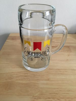 Michelob Jumbo Beer Mug for Sale in Little Ferry, NJ