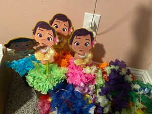 Moana decorations for Sale in Houston, TX