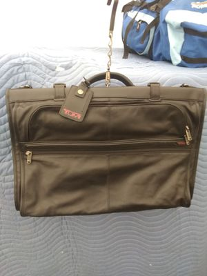 Tumi travel garment folding bag for Sale in Des Moines, WA