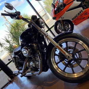 2013 Harley Sportster Super Low 883xl for Sale in Tempe, AZ