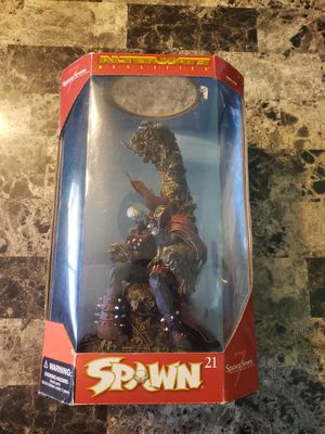 Mcfarlane Spawn 7 deluxe boxed edition for Sale in Crystal City, MO