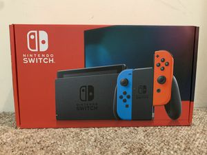 Nintendo Switch Neon v2 for Sale in Monroeville, PA