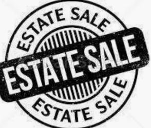 Estate Sale On Friday 9 am for Sale in Lawrenceville,  GA