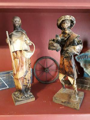 Authentic antique paper mache dolls for Sale in Anderson, SC