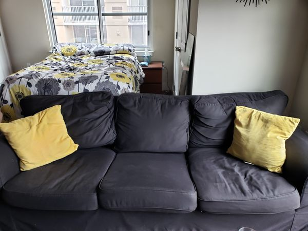 Free Black Couch