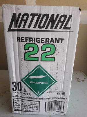 Freon r22 30 libras for Sale in Los Angeles, CA