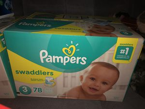 Pampers for Sale in Washington, DC