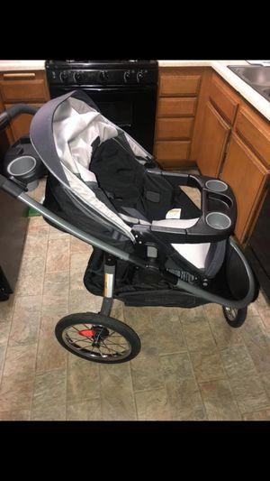 Graco Jogging Stroller Click Connect Travel System for Sale in Redlands, CA
