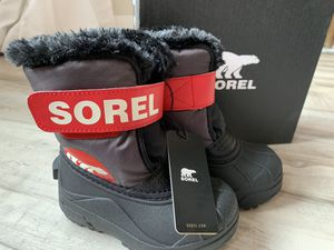 NWT Sorel Boots Toddler 8 for Sale in Olympia, WA