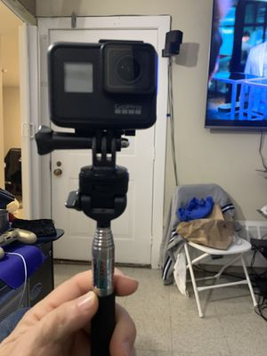 Gopro 7 black with everything you see Used 2 times for Sale in Boston, MA