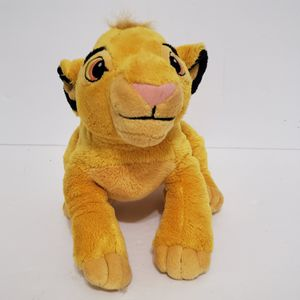 """Disney Parks Young Simba 13"""" Plush Lion King Stuffed Animal for Sale in Brookfield, IL"""