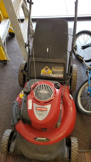 Craftsman Lawnmower for Sale in Dallas, TX