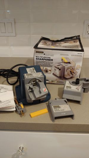 Electric multipurpose tool equipment sharpener for Sale in San Diego, CA