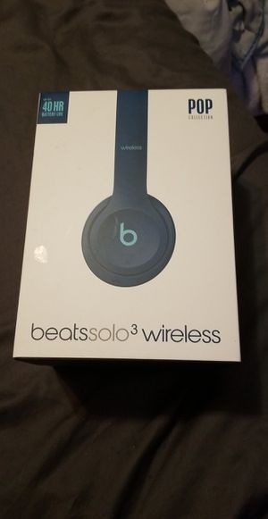 Beats solo3 wireless for Sale in Tullahoma, TN