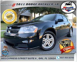 2011 Dodge Avenger Mainstreet Sedan 4D for Sale in Orlando, FL
