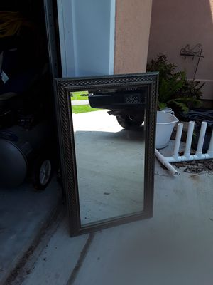 "Mirror 35""X 20"" for Sale in Millsboro, DE"