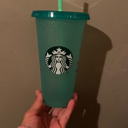 Green Starbucks Cup Take For $7 for Sale in South Gate,  CA