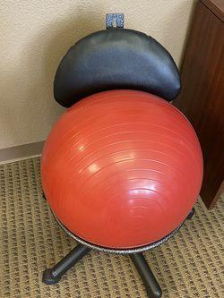 Ergonomic Ball Chair for Sale in Everett,  WA