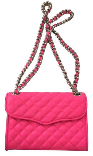 Rebecca Minkoff Quilted Mini Affair Bag Neon Pink for Sale in Rockville, MD