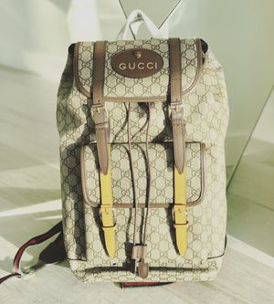 Gucci Look Backpack Preorder Pay Now New for Sale in Miami, FL