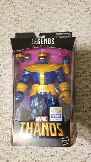 marvel Legends Thanks Walmart The Exclusive for Sale in Houston, TX
