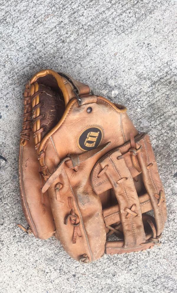 Wilson Softball Glove