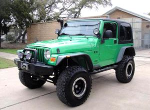 Price$1200 Jeep Wrangler 2OO4 for Sale in Frederick, MD