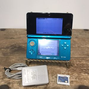 Nintendo 3DS Aqua Blue Console, Cleaned, Tested and Works great 🎮❄️🕹 for Sale in Concord, CA